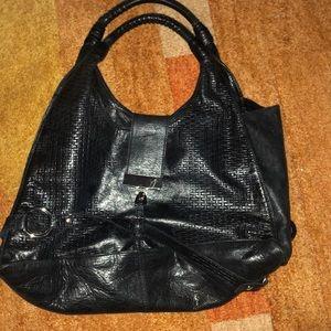 Sabina genuine leather handbag